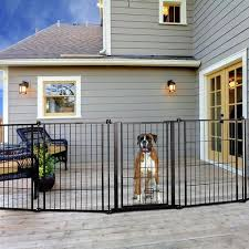 outdoor pet gate super wide dog gates australia