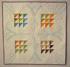 Free motion quilting sample at Our Epoch blog. Includes how-to-use ... & Free motion quilting sample at Our Epoch blog. Includes how-to-use Frixion Adamdwight.com