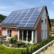 Солнечные бытовые электростанции