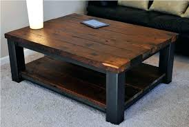 square end table with storage round dark wood coffee table sets s round dark wood coffee