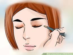 makeup image led look boho chic step 23
