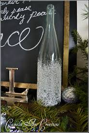 Ideas To Decorate Wine Bottles How To Decorate A Wine Bottle For Christmas] 100 Unique Christmas 88
