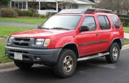 Nissan Xterra 2001 Wheel Tire Sizes Pcd Offset And