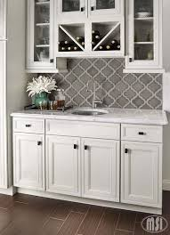 white kitchen backsplash ideas. Brilliant Backsplash Kitchen Design Ideas 9 Backsplash For A White Within