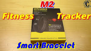 M2 <b>Smart</b> Activity Tracker <b>Bracelet</b>, <b>Waterproof</b> IP67, Phone ...