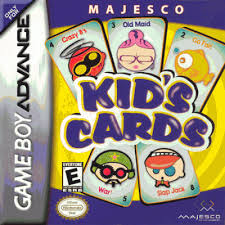 Kid Cards Kid S Cards Gameboy Advance Gba Rom Download