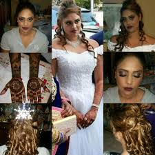 professional bridal stylist pro makeup artist hairstylist mehendi artist