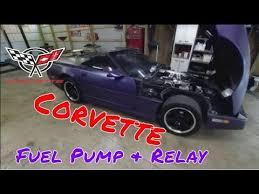 corvette fuel pump and relay no fuel 84 Corvette Fuel Pump Wiring Diagram Schematic Chevy Fuel Pump Relay Diagram