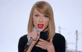 taylor swift in shake it off video credit press