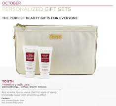 spa vancouver personalized guinot gift sets