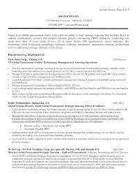 Sample Resume Format For Bpo Jobs Free Resume Example And