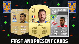 His potential is 81 and his position is st. Tigres U A N L First And Present Cards Fifa 21 Ft Gignac Guzman De Souza Pereira More Youtube