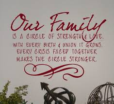 Family Love Quotes Fascinating 48 Most Beautiful Family Quotes And Sayings
