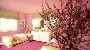 Girly Teen Bedrooms