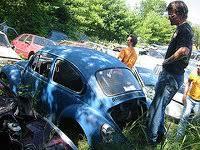 When one's heart is breaking? Godfrey S Auto Salvage Junkyard Auto Salvage Parts