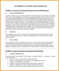 9 Software Development Statement Of Work Example Free