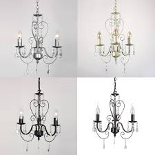 details about 3 way ceiling chandelier light traditional pendant fitting lamp lillie classic
