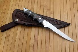 Harris Blades Keeps Austin SharpCustom Kitchen Knives