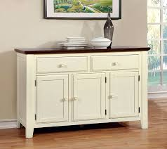 buffet server furniture. Amazon.com - Furniture Of America Pauline Cottage Style Dining Buffet Server Buffets \u0026 Sideboards I
