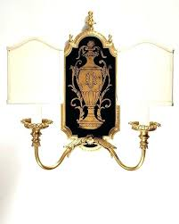 glamorous gold wall sconces gallery sconce lighting excellent candle lamp shades set rustic canada