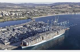 port company color chart positive performance by bahrain port latest maritime