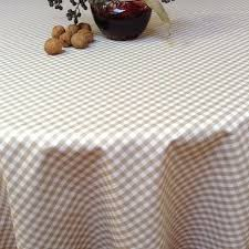 how to make a small round tablecloth blue and white acrylic coated round tablecloth small round