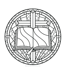 stained glass cross coloring page. Fine Glass Stained Glass Cross Coloring Page Sheet Red Water  Safety Sheets In Stained Glass Cross Coloring Page O