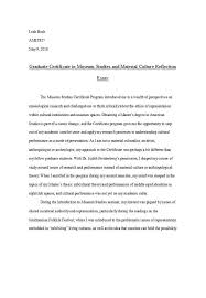 Example Of A Reflective Essay 50 Best Reflective Essay Examples Topic Samples