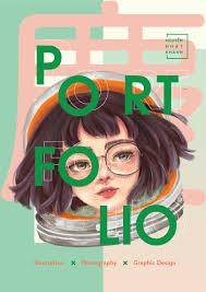 Cover Page For Portfolio Artstation Portfolio Cover Page Khanh Nguyen