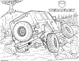 army jeep coloring pages safari police colouring military wrangler sheets with wallpaper amazing