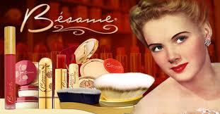besame vine reion 1950s makeup highly remended