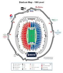 Buffalo Bills Seating Chart Suit Duration Due Originally Therefore You Solar Powered A