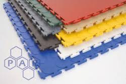 interlocking plastic floor tiles. Delighful Tiles PARTILE Interlocking PVC Floor Tiles On Plastic I