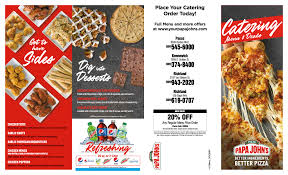 pizza catering for parties events