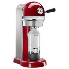 kitchenaid kss1121er sparkling beverage maker powered by sodastream