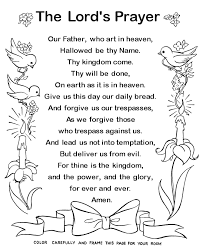 Free Printable Bible Coloring Pages Bible Printables Lords