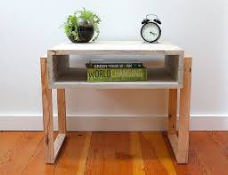 furniture making ideas. pallet nightstands are really imaginative economical and beautiful wood furniture making ideas