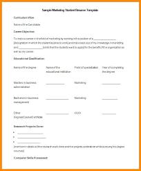 Student Resume Template Microsoft Word Gorgeous College Student Resume Templates Microsoft Word Luxworkshopco