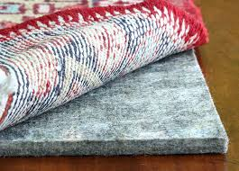 natural rubber rug pads area rug pads home depot x felt for carpet frightening design safe natural rubber rug pads