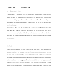 essay for media and networking sample of a research paper in mla essay for media and networking