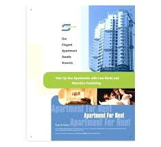 House For Rent Flyer Template Word Apartment Rental Flyers Flyer Template House Apartment