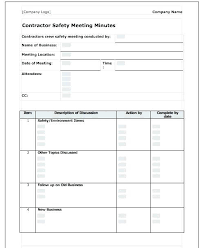 Simple Minutes Of Meeting Sample Meeting Minutes Notes Template
