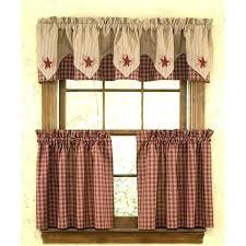 red checd kitchen curtains burlap kitchen curtains burlap kitchen cabinet curtains red checd curtains burlap kitchen