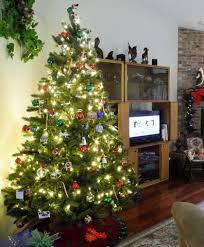 Shop GE 75ft Prelit Colorado Spruce Artificial Christmas Tree Pre Lit Spruce Christmas Tree