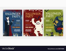 Flyer Poster Templates Bundle Holiday Flyer Or Poster Templates With