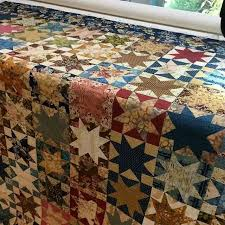 2303 best Quilts images on Pinterest | Patchwork quilting, Scrappy ... & Milky Way using Sticks & Stones fabrics Adamdwight.com