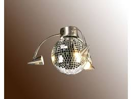 transform your room into disco hall with disco ball ceiling fan with regard to disco ball