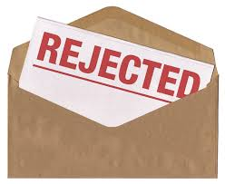 Too Many Rejection Letters Http Nickpassey Com