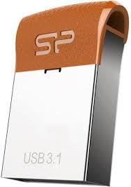 Купить <b>USB</b>-<b>накопитель Silicon Power</b> Jewel J35 64GB Brown по ...