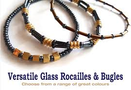 rocailles bugles